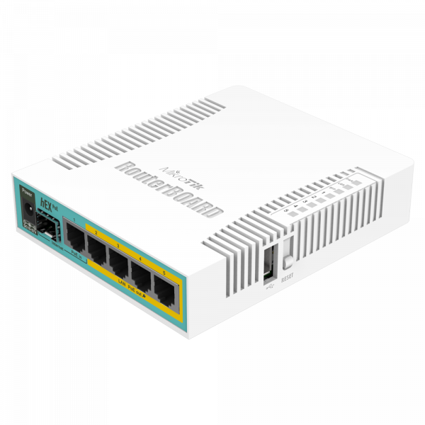 Mikrotik Routerboard RB 960PGS HEX POE 800MHZ 128MB L4
