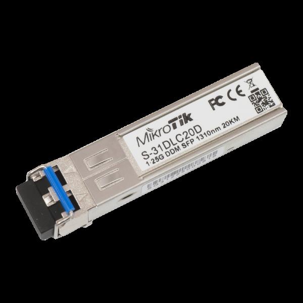 Mikrotik S-31DLC20D 1,25GB