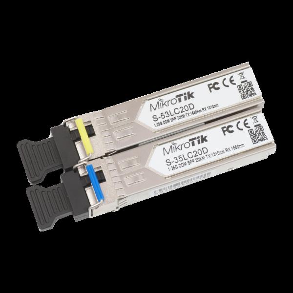 Mikrotik S-3553LC20D - 1,25GB